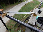 """RV Grab Handle, Hand Hold, New, 25"""" Long, New in Packaging. Gold Ends"""