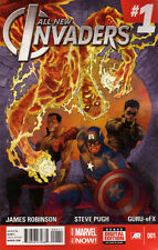 ALL NEW INVADERS #1 - Marvel Now! - New Bagged