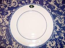 1-116 Ralph Lauren Mandarin Blue Dinner Plates