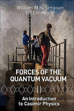 Forces Of The Quantum Vacuum  9789814632911