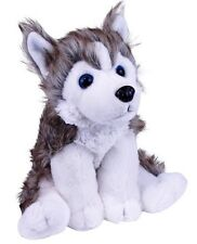26cm Husky Dog Cuddly Soft Toy Plush Boys Girls Christmas Stocking Filler Gift