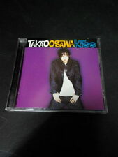 TAKAO OSAWA - KISS (JAPAN CD) 5-TRACK EP CD
