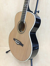 EKO 4/4 Jumbo Acoustic Guitar | Natural | NXT 018 | Free gig bag, picks, tuner