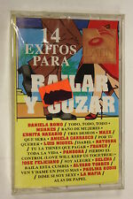14 Exitos Para Bailar Y Gozar by Various Artists (1993) (Audio Cassette Sealed)