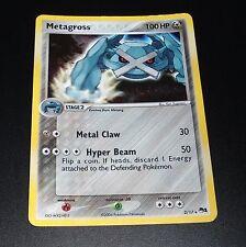 Metagross 2/17 Pop Series 1 HOLO Promo NEAR MINT Pokemon Card