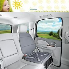Munchkin Seat Guardian Plus Car Seat Protector. Use With Kids Car Seats Leather