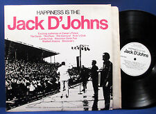 JACK D'JOHNS Happiness Is the Jack D'Johns LP live private lounge jazz
