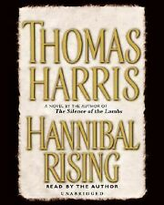 Hannibal Rising by Thomas Harris (2006, Unabridged, Compact Disc)