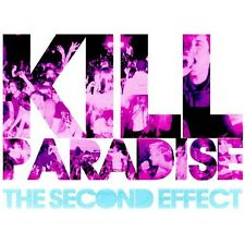 Second Effect - Kill Paradise (2010, CD NIEUW)