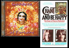 CD BUCH CHANT & BE HAPPY BEATLES GEORGE HARRISON JOHN LENNON HARE KRISHNA KRSNA