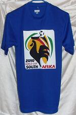 2010 World Cup South Africa Blue S T-Shirt Le Chat Noir Restaurant Washington DC