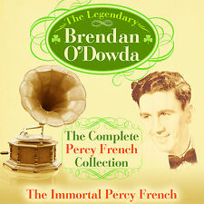 Brendan O'Dowda  The Percy French Collection 24 TRACKS The Immortal Percy French
