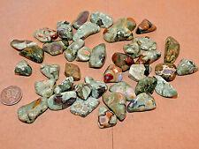 Rain Forest Jasper Tumbled Stones 1/4 pound (11945)