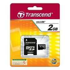 2GB Micro SD Memory Card with Adapter Nokia 6233 6300