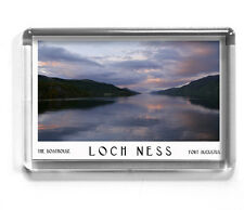 LOCH NESS fridge magnet Nessy SCOTLAND monster, Cannich, Fort Augustus