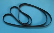 FIVE x LINN SONDEK LP 12 DRIVE BELTS WITH CLEANING PADS
