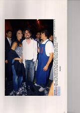 E Photo Foto Maria G. Cucinotta -Diego Dolcini inaugurazione negozio Armani 2002