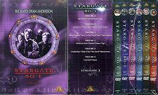 STARGATE SG1 - STAGIONE 3 - BOX 6 DVD (NUOVO SIGILLATO)