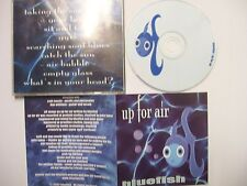 BLUEFISH UP For Air – 2002 Australian CD – Acoustic Rock – RARE!