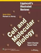 FAST SHIP - CHANDAR 1e Cell and Molecular Biology- Lippincott's Illustrated  P05