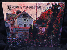 Black Sabbath ‎Black Sabbath SEALED USA 1970? LP W/ NO BARCODE