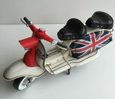 1958 lambretta scooter Li150 series 1 special tin plate model