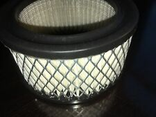 "4"" x 2"" ( 3 7/8"" x 2"" ) Replacement Air Filter Cleaner Element, Round single NEW"