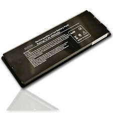 "Pour Apple MacBook 13"" Batterie a1185 a1181 ma561 ma561 Battery ma254/a Noir"