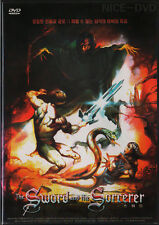 The Sword and the Sorcerer (1982) DVD, NEW!! Lee Horsley