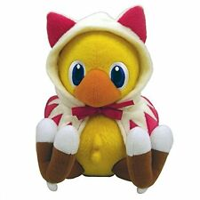 NEW FINAL FANTASY Chocobo Plush Toy White Mage from JAPAN F/S