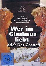 DVD - Wer im Glashaus liebt oder Der Graben - Senta Berger & Hartmut Becker