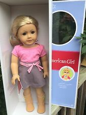 American Girl MYAG DOLL #22 Blond Hair Blue Eyes 18 inches Retired Version