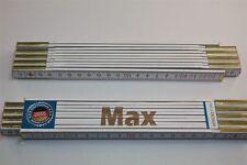 nombre de la regla MÁXIMO Lasergravur 2 Metros Calidad De Artesano