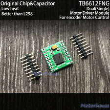 TB6612FNG DC Dual Motor Driver module for Encoder Motor Balance Smart Car Robot