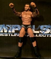 Randy Orton Best Of Pay Per View Jim Ross Mattel Elite WWE Figure