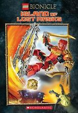 Island of the Lost Masks LEGO Bionicle: Chapter Book #1