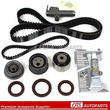96-99 Mitsubishi Eagle TURBO 2.0L Timing Belt Kit Hydraulic Tensioner 4G63T