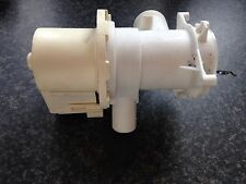 Beko WMD78144 washing machine drain pump and housing