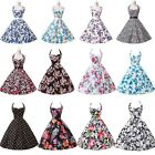 Retro New in 50s Vintage Swing Tea Dress Party Wedding Prom Dresses