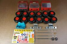 Meccano Highway Multikit 3 x lorry cabs, 12 x wheels & accessories