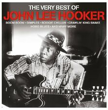 THE VERY BEST OF JOHN LEE HOOKER VINYL LP