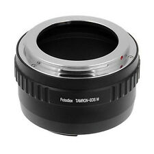 FOTODIOX objectivement Adaptateur tamron Adaptall Mount Lens to Canon EOS-M Mount Camera