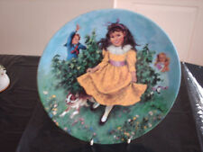 reco round the mulberry bush 1988 plate
