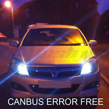 ASTRA H 05-10 VECTRA XENON WHITE LED SIDELIGHT BULBS ERROR FREE CORSA 5 SMD
