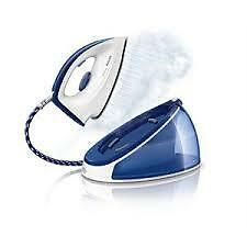 Philips PerfectCare Aqua ECO GC8635/02 Steam Iron - Perfect Temp - 220g  Boost