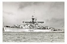 rp17219 - Royal Navy Warship - HMS Loch Ruthven F645 - photo