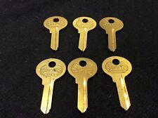 Master Lock by Star M2 Key Blanks, Set of 6- Locksmith