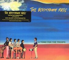 A Tonic for the Troops by The Boomtown Rats (CD, Feb-2005, Universal/Mercury)