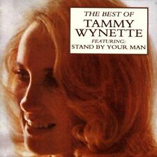 Tammy Wynette -  The Best of  (feat. Stand by your Man) / SONY RECODS CD