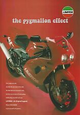 Laverda 668 Twin - Original 1996 Single-Page Vintage Motorcycle Magazine Advert